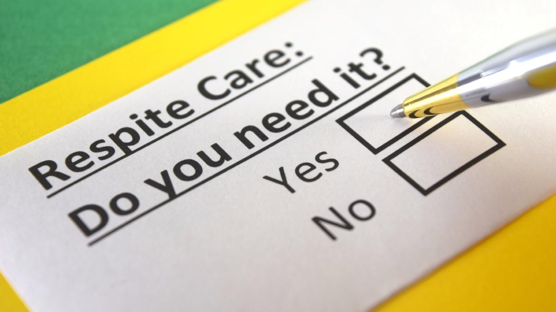 Arranging Respite Care